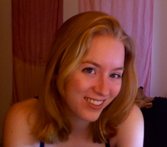 All right, first a nice pic of me smiling.