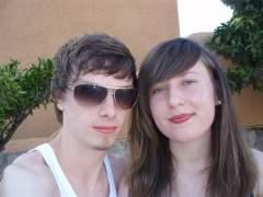 Martin and I :)