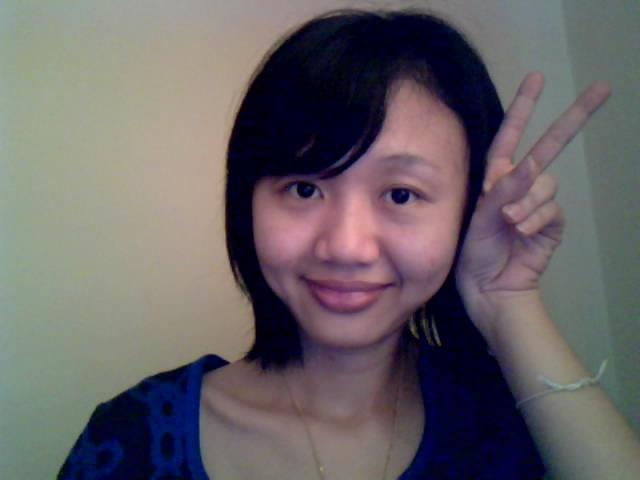 My photo taken on 25 Nov 2008 without makeup