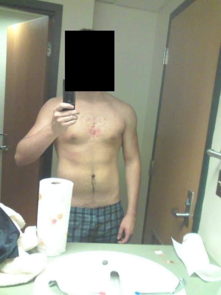 chest full body