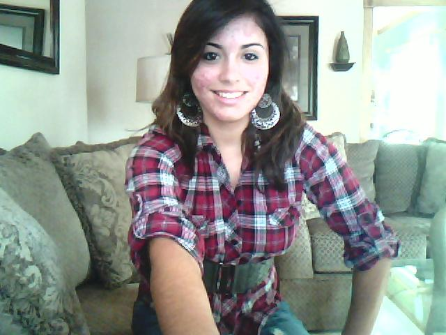 Thank God for Flannel(:
