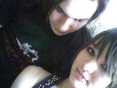 me and my only c: