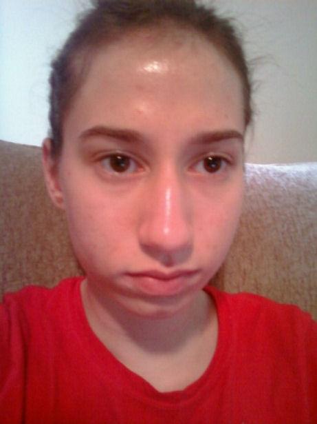 July 12, 2010 - No Makeup