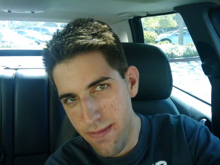 Me as of May 2010