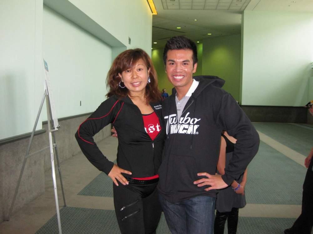 My Mentor & Fitness Celebrity Chalene Johnson