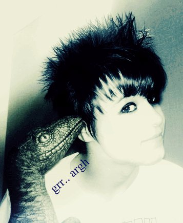 mee and my dino! mwha