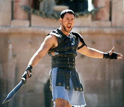 My name is Maximus Decimus Merideous, father of a murdered s