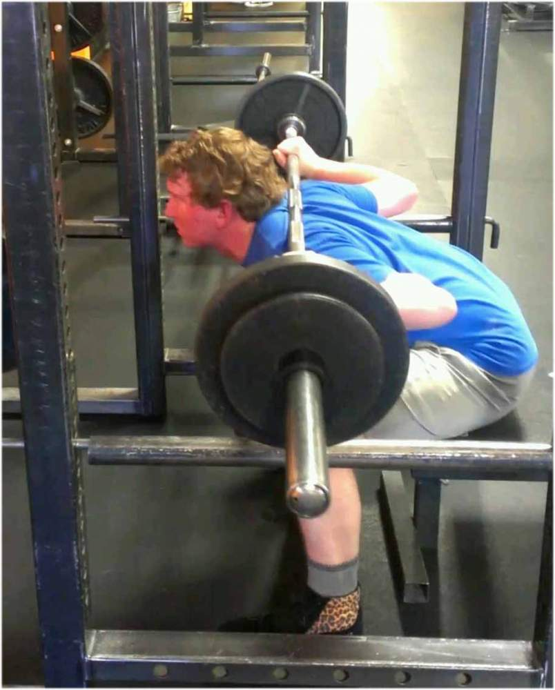 Facial Flushing at Gym