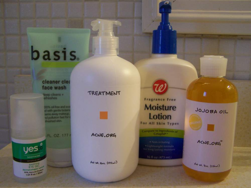 First Acne Regimen