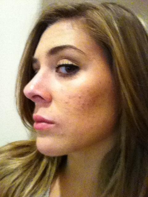 Makeup 2 months ago