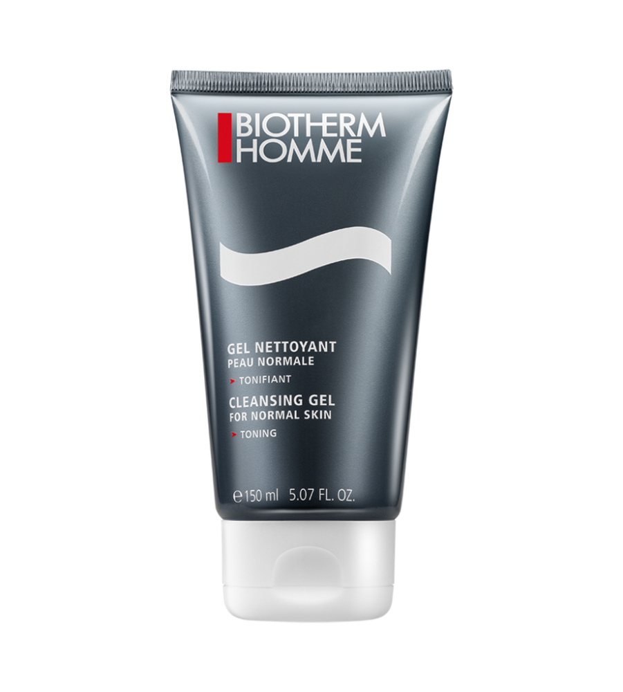 Biotherm Homme : facial cleansing gel for normal skin