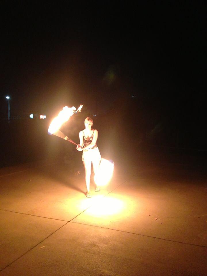 Fire staff