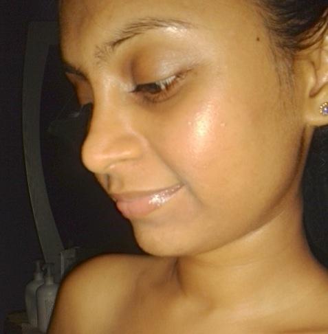 24th Week! No make up used :)