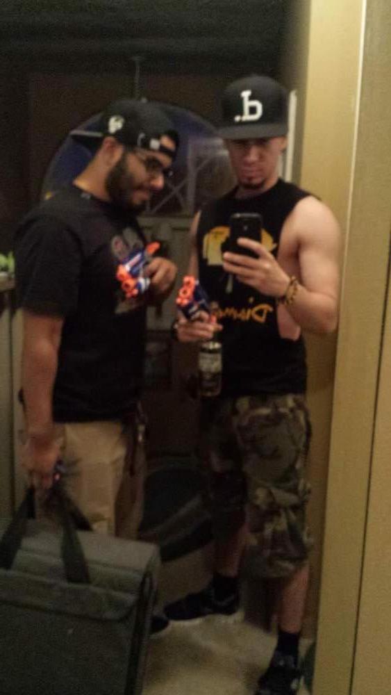Ready for war LOL
