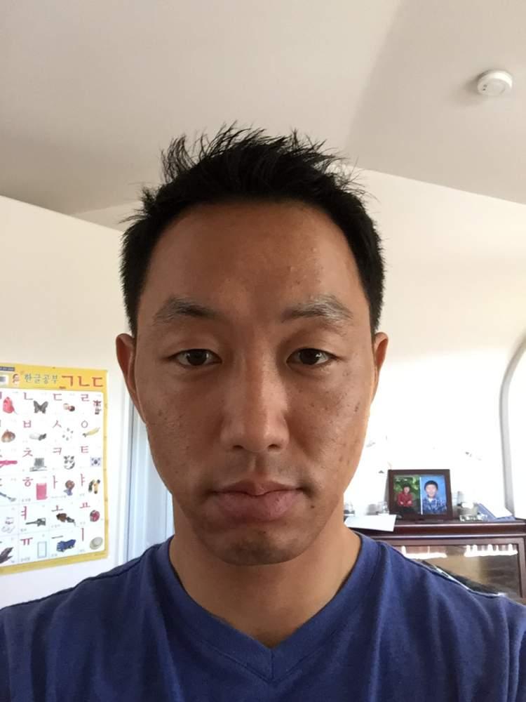 full face - day 7