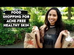 Food Shopping For Acne-Free Skin
