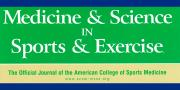 Medicine and Science in Sports and Exercise