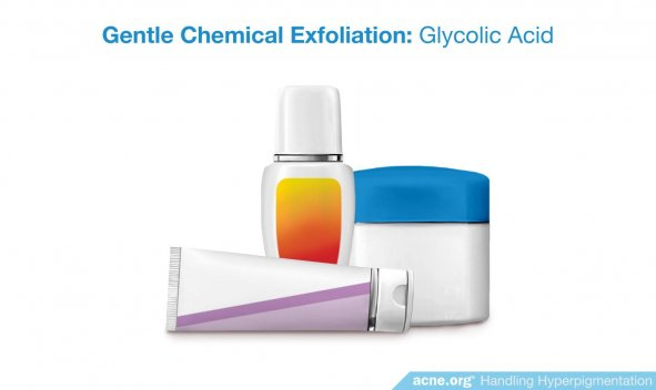 Gentle Chemical Exfoliation: Glycolic Acid