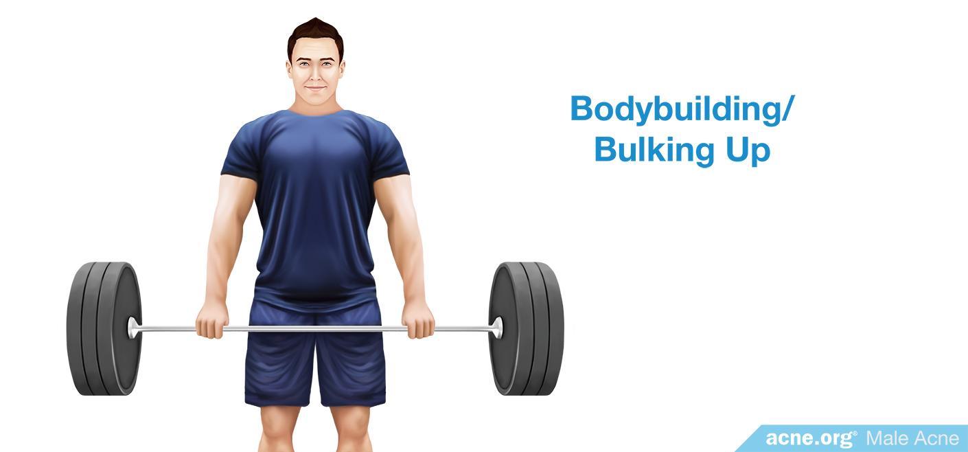 Bodybuilding/Bulking Up