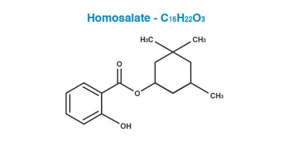 Homosalate