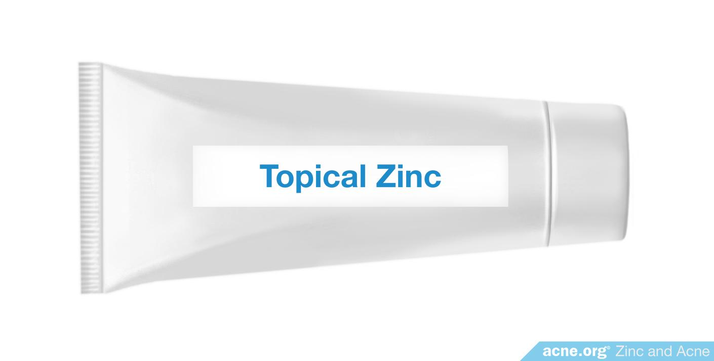 Topical Zinc