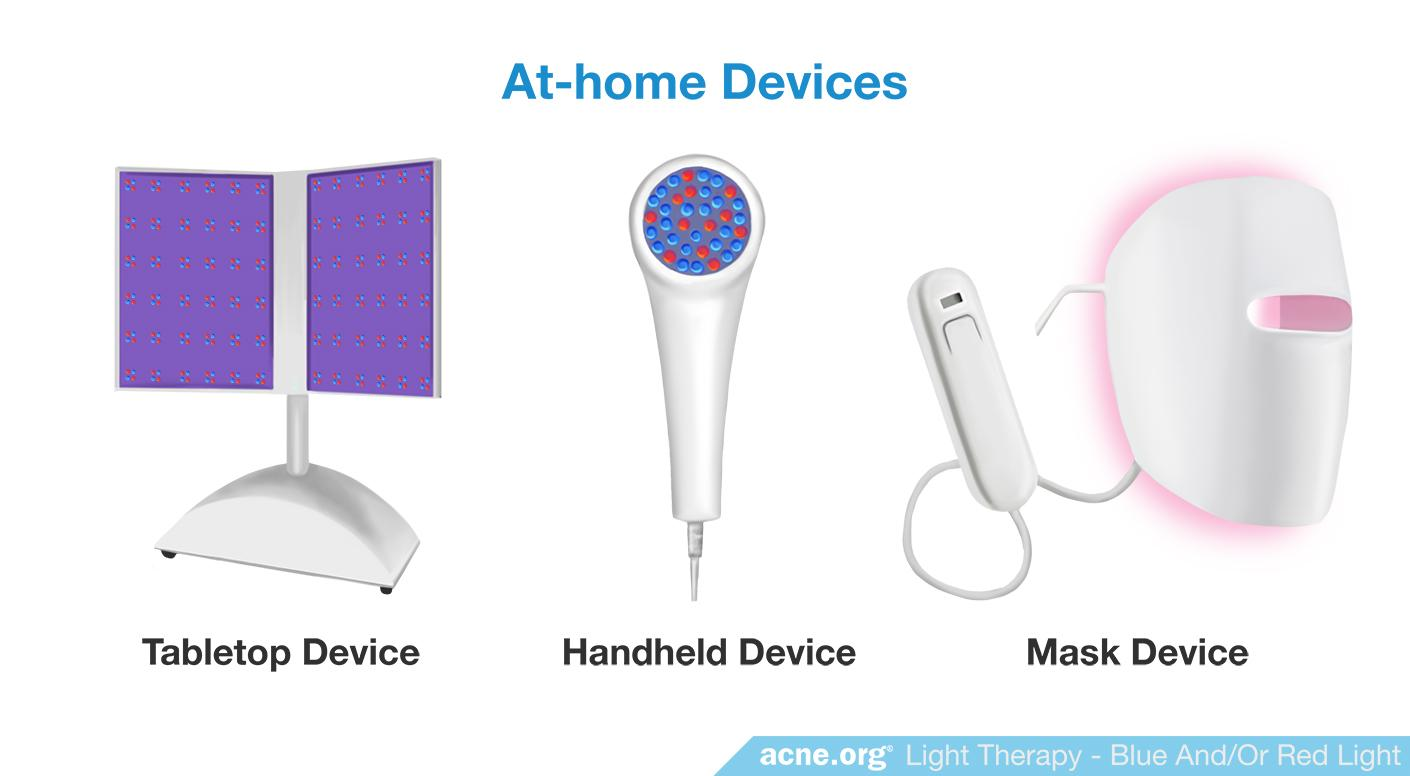 Light Therapy - At-home Devices
