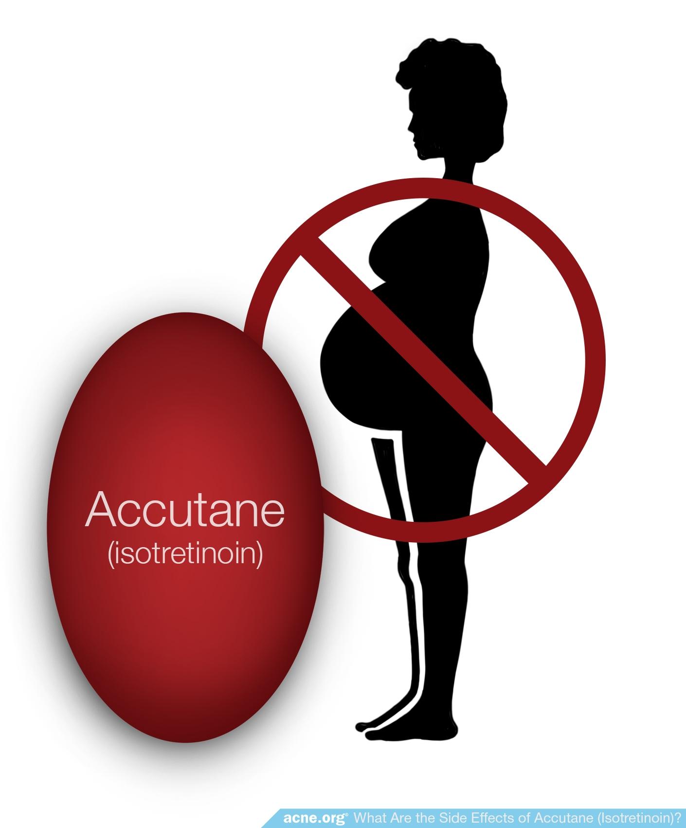 Women Should Not Take Accutane When Pregnant - Acne.org