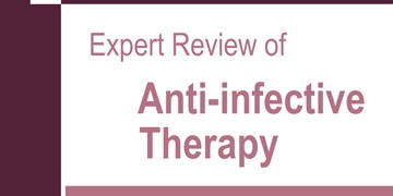Expert Review of Anti-infective Therapy