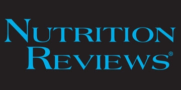 Nutrition Reviews Journal