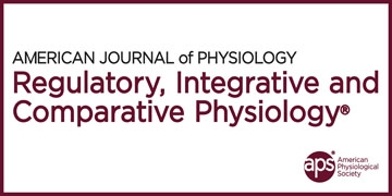 American Journal of Physiology - Regulatory, Integrative, and Comparative Physiology