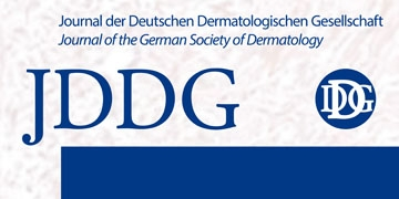 Journal of German Dermatological Society (JDDG)