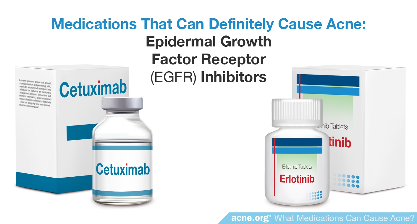 EGFR Inhibitors - Can Definitely Cause Acne
