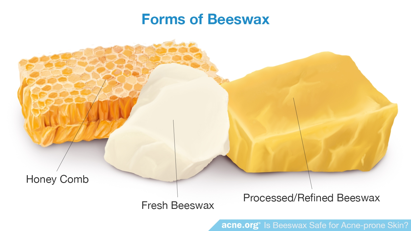 Forms of Beeswax