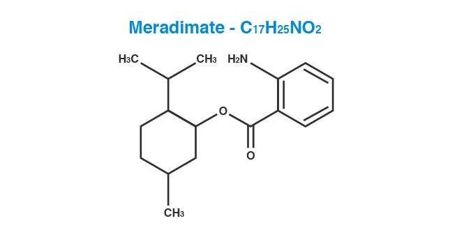 Meradimate Molecule
