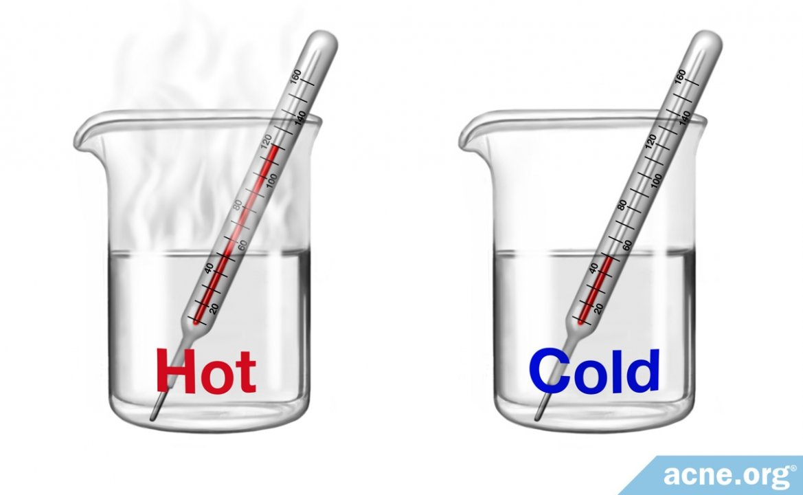 Should You Wash Your Skin with Hot or Cold Water?