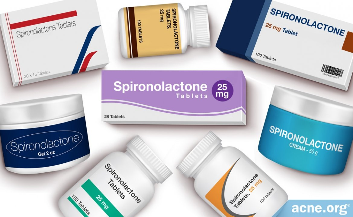 Spironolactone in Acne Treatment