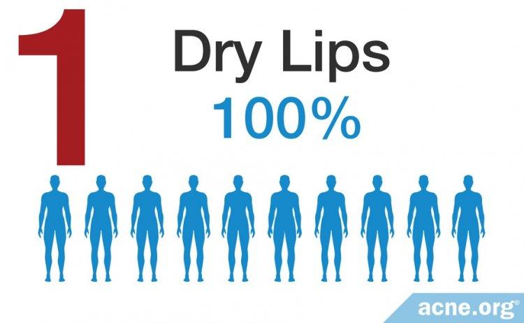 Dry Lips - 100%
