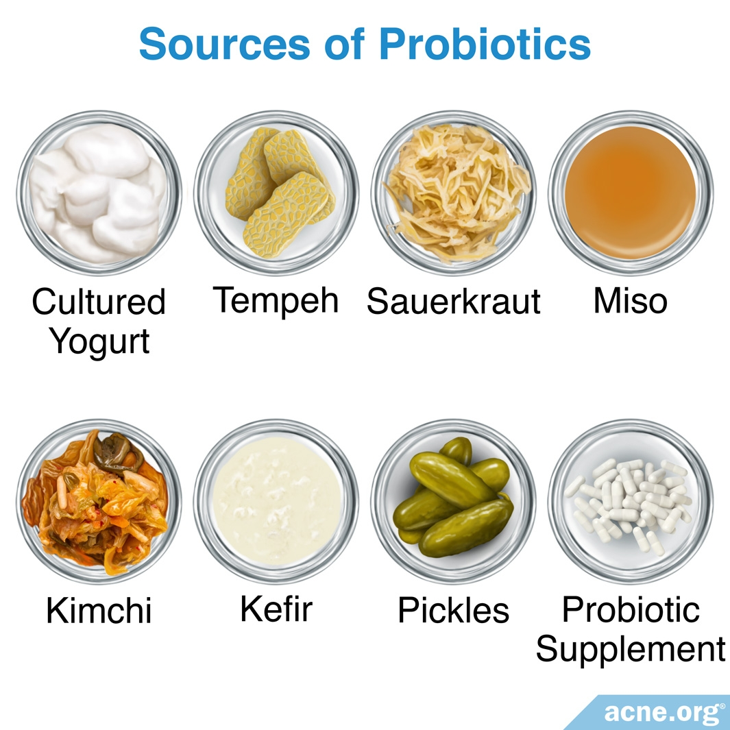 Sources of Probiotics
