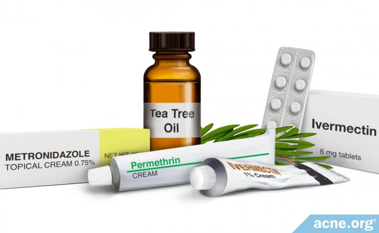 Treatments for Demodex Mites