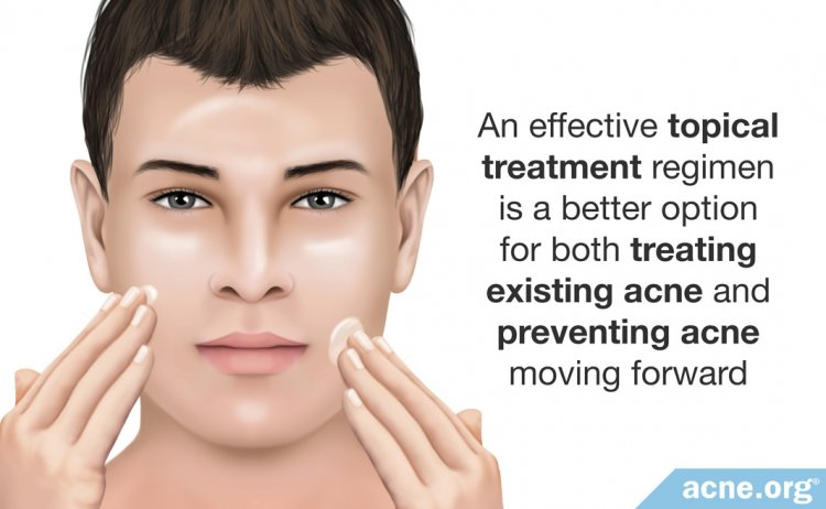 Effective Topical Treatment Better Than Heat Therapy for Acne