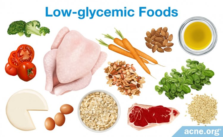 Low-Glycemic Foods