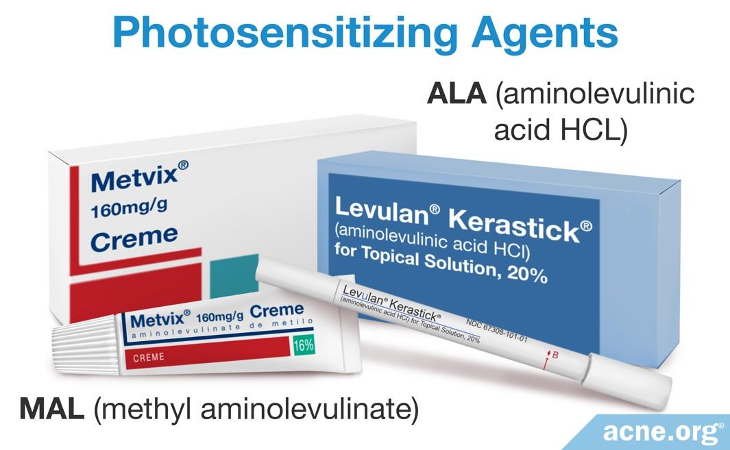 Photosensitizing Agents