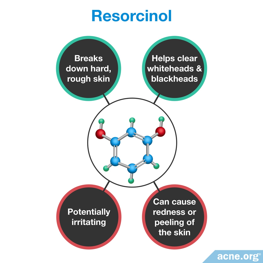 Resorcinol Effects in the Skin