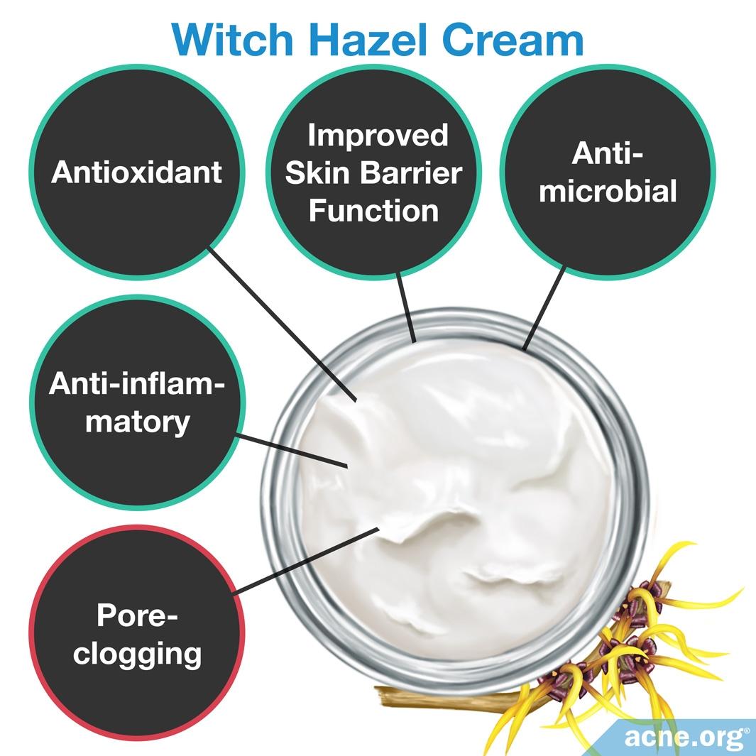 Witch Hazel Cream