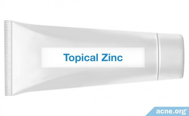 Topical Zinc