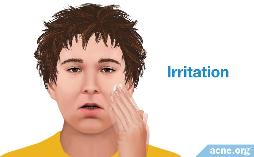 Irritation