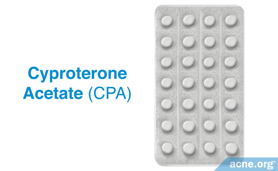 Cyproterone Acetate (CPA)
