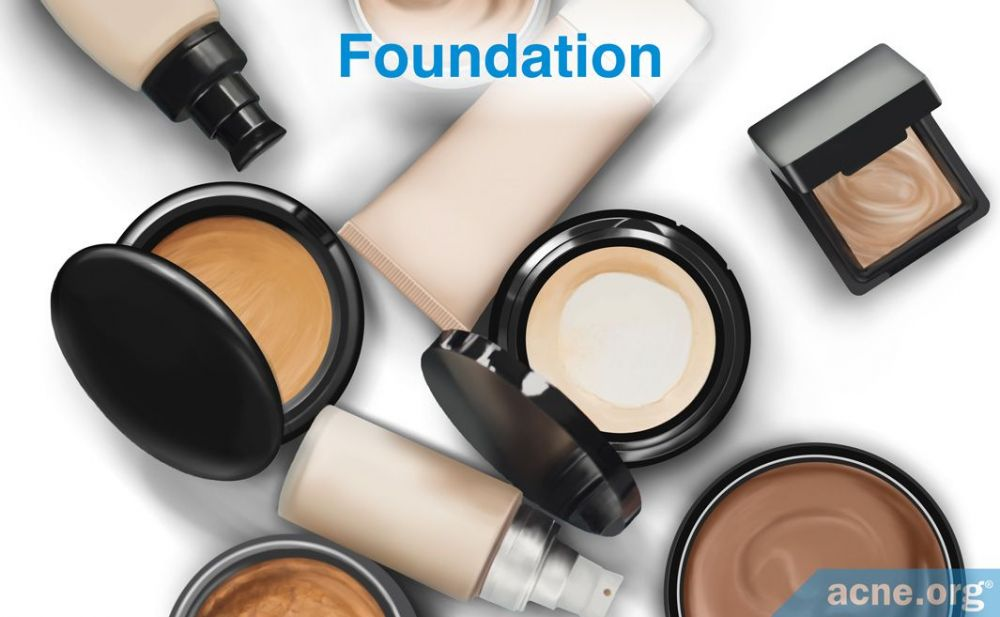 Foundation and Acne-prone Skin