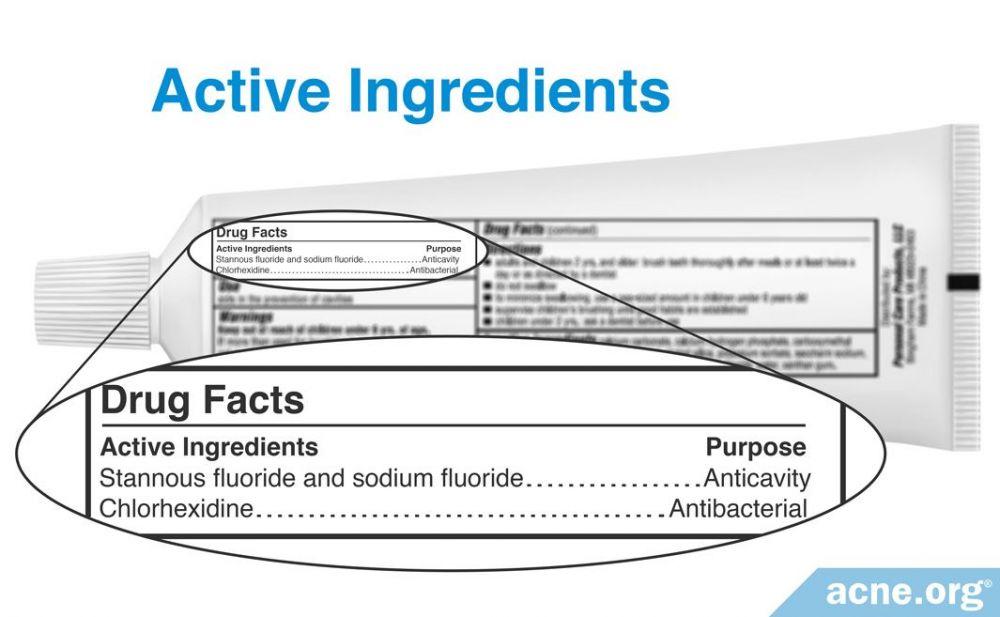Toothpaste Active Ingredients