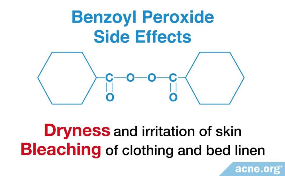 Benzoyl Peroxide Side Effects